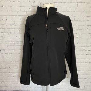 THE NORTH FACE black jacket TNF Apex bionic large